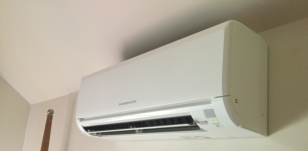 heavy the industries electric air mitsubishi conditioners watts conditioner